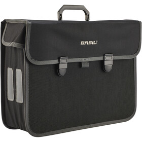 Basil Malaga Side Bag XL, black